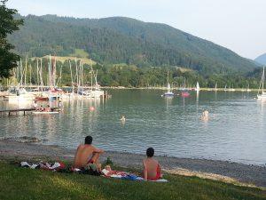 Die Seen in Bayern