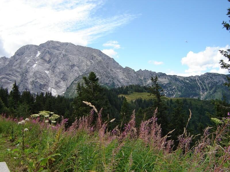 Urlaub Berge und See