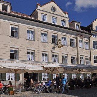 Mittagstisch Gasthaus Bad Tölz / Urlaub in Bayern / Roadbook