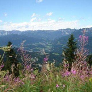Wanderzeit in den Bergen