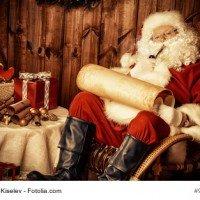 Weihnachten / Daumenkino und Weihnachten
