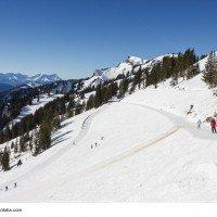 Christlum / Das Brauneck im Winter
