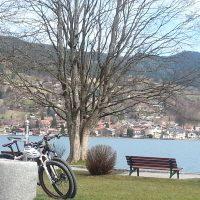Bad Tölz Restaurant / e-Bike fahren