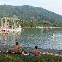 Sommerferien / Die Seen in Bayern