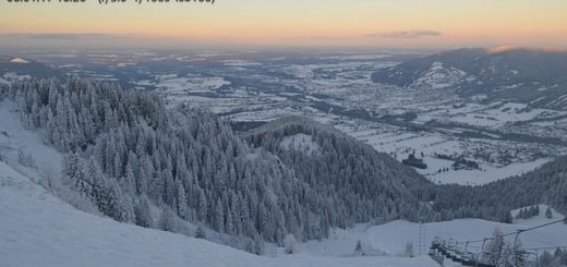 Webcams rund um Bad Tölz