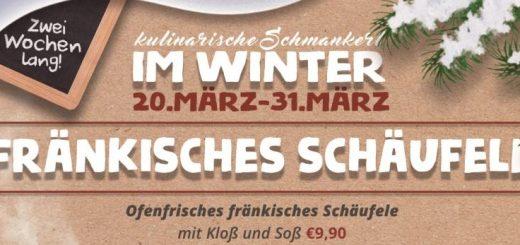 Restaurant Aktion Winter