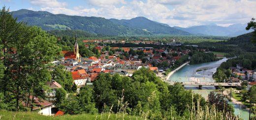 Aktivurlaub in Bad Tölz erleben: Schönste Aussichtspunkte Tölzer Land