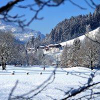 Weihnachtszeit im Tölzer Land